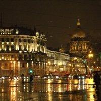 Дождь, снег, ветер. :: Олег Попков