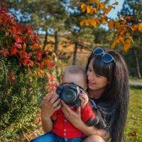 юный фотограф :: Евгения Персидская