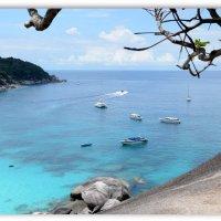 Симиланские острова. :: Юлия