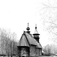 Музей деревянного зодчества (Костромская слобода) :: Александр Агеев