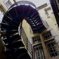 Лестница в небо :: Witalij Loewin