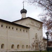 Никольская больничная церковь :: Galina Leskova