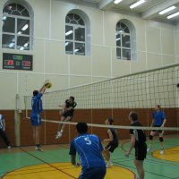 Норильск. Волейбол. :: victor maltsev