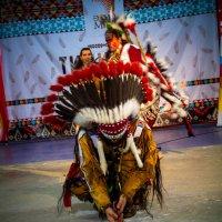 Танец :: Марина Захарина