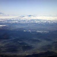 Горы далёкие, горы туманные ... :: Алексей Окунеев