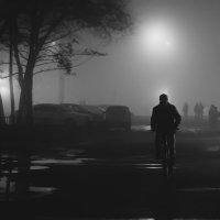 Туман в Павлодаре (2) :: Артём Брав