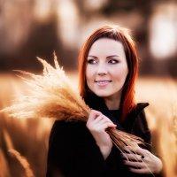 ♥♥♥ Нютка с травой ♥♥♥ :: Alex Lipchansky