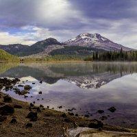 Утро на озере :: Victoria Ditkovsky