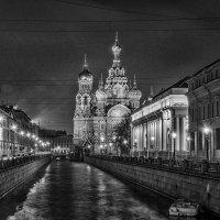 Канал Грибоедова ночью :: Владимир Горубин