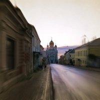 Утром в маленьком городе... :: Alexandr Zykov