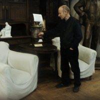 Художник сомневается, что из этого самовара чай пил В.И. Ленин? :: Ольга Кривых