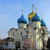 Загорск - зарисовки :: Александр Лукин
