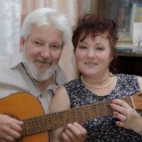 36 лет вместе... :: Виктор Грузнов