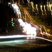 Ночная дорога :: Александр Сальтевский