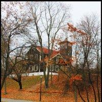 Осенний домик :: AllaSaa