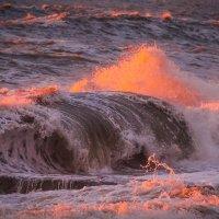 Прекрасно море в час заката... :: Nonna