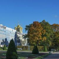 Екатерининский парк (реставрация дворца) :: Valerii Ivanov