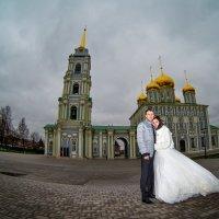 Максим и Ангелина. 2014. :: Юрий Ишкин