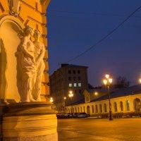 Три грации :: Сергей Базылев