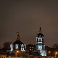 Никольская церковь :: Сергей Басов