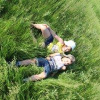 Лето, солнце, мягкая трава. :: Сергей Касимов