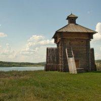 Башня-острог 1656 г :: Nataliya Belova