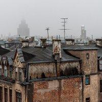 Под крышами Риги :: Александр Творогов