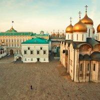 Главная площадь страны - Соборная :: Alexander Asedach