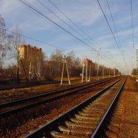 Вид на МФТИ - IMG_4852 :: Андрей Лукьянов