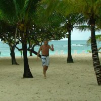 Гондурас. Пляж Табиана на острове Роатан. :: Владимир Смольников