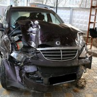 Авария :: Tata Wolf