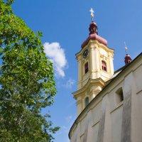 Костел в Геницах, Чехия :: Valeria Ashhab
