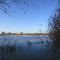 Засыпающая река :: раиса Орловская