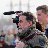 Репортёры. :: Александр Коряковцев