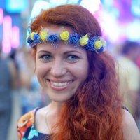 Радости жизни-женская красота :: Олег Лукьянов