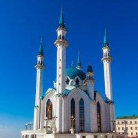 Мечеть КулШариф.Казанский кремль. :: александр мак mak