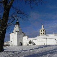 Пафнутьево-Боровский монастырь. :: Oleg4618 Шутченко