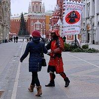 Афро-самураи в Москве :: Владимир Болдырев