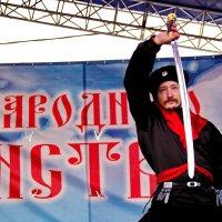 Танец с саблей :: Арсений Корицкий