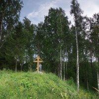 Поклонный крест :: Валерий Талашов