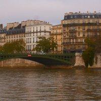 Панорама на Сене :: Дмитрий Сорокин