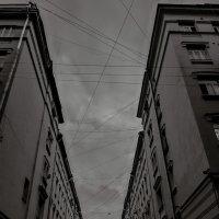 Улицы московские...Козицкий переулок :: Наталья Rosenwasser