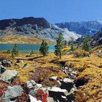 горные озера Йосимити :: viton