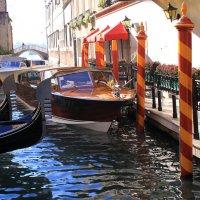 Венеция Таинственные протоки Гранд-канала... :: Леонид Нестерюк