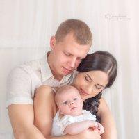 Семейная идилия :: Евгения Малютина