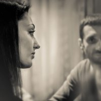 В кафе :: Александр Гиренко
