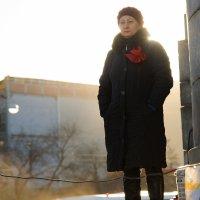 Революционерка :: Дмитрий Часовитин