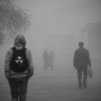 В туман :: Оксана Коваленко