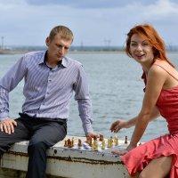 Шахматисты :: Дмитрий Конев