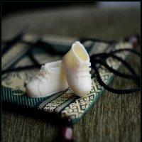 Ботиночки из белого шоколада :: Юлия